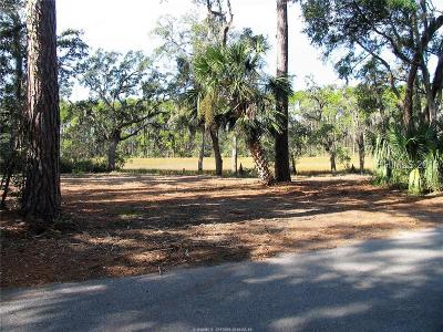 Hilton Head Island Residential Lots & Land For Sale: 59 Stoney Creek Road