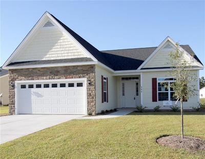 Hardeeville Single Family Home For Sale: 465 Battle Harbor Lane