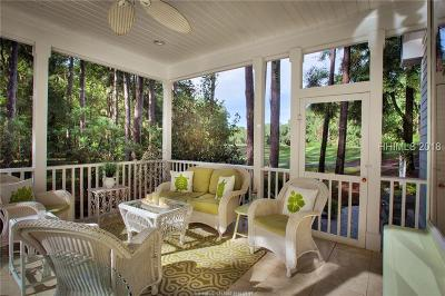 Daufuskie Island Single Family Home For Sale: 22 Osprey Links Drive