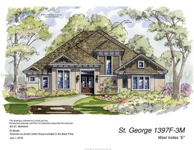 Single Family Home For Sale: 176 Good Hope Rd