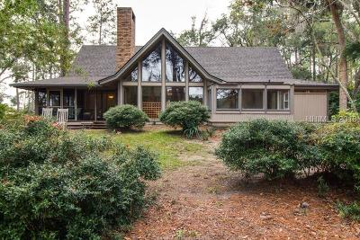 Beaufort County Single Family Home For Sale: 99 Governors Road
