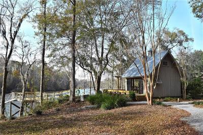 Hardeeville Single Family Home For Sale: 6979 Purrysburg Rd