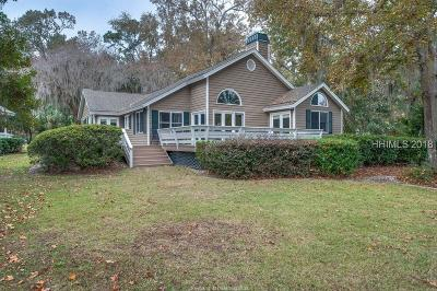 Callawassie Island Single Family Home For Sale: 5 Wims View Court