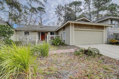 Hilton Head Island Single Family Home For Sale: 62 Otter Road