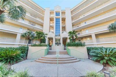 Beaufort County Condo/Townhouse For Sale: 65 Ocean Lane #203