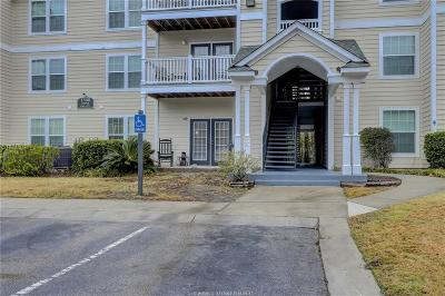 Bluffton, Okatie Condo/Townhouse For Sale: 100 Kensington Boulevard #1505