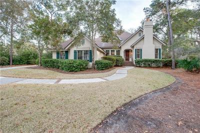 Single Family Home For Sale: 2 Cotesworth Place
