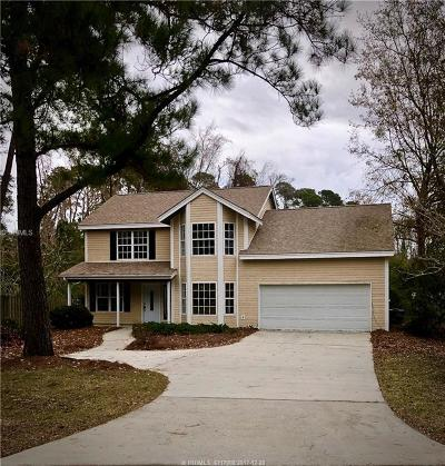 Single Family Home For Sale: 16 Chinaberry Drive