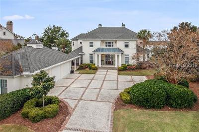 Colleton River Single Family Home For Sale: 56 Magnolia Blossom Drive