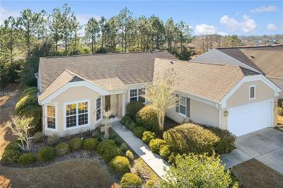 Bluffton SC Single Family Home For Sale: $309,900