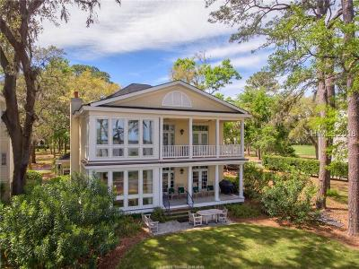 Daufuskie Island Single Family Home For Sale: 51 Tabby Circle