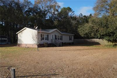 Seabrook Single Family Home For Sale: 2 Field Fare Way