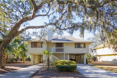 Beaufort County Single Family Home For Sale: 6 Osprey Street
