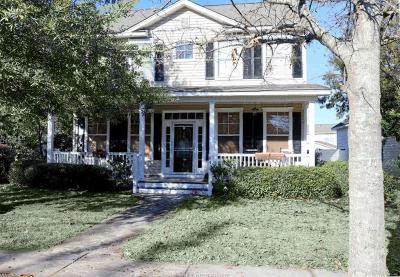 Old Town Bluffton Single Family Home For Sale: 64 4th Avenue