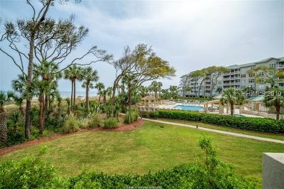 Hilton Head Island Condo/Townhouse For Sale: 41 Ocean Lane #6108