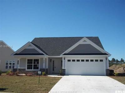 Single Family Home For Sale: 449 Hearthstone Drive