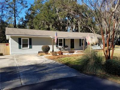 Shell Point Single Family Home For Sale: 293 Broad River Drive