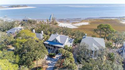 Fripp Island Single Family Home For Sale: 9 S River Club Dr