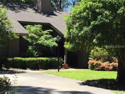Beaufort County Single Family Home For Sale: 4 Wood Duck Court