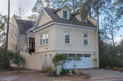 Hilton Head Island Single Family Home For Sale: 57 Wexford On The Green