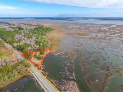 Ridgeland Residential Lots & Land For Sale: Knowles Island Rd