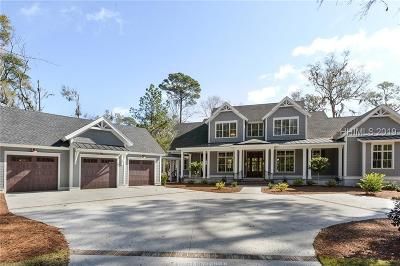 Colleton River Single Family Home For Sale: 26 Inverness Drive