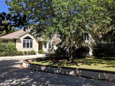 Callawassie Island Single Family Home For Sale: 66 Osprey Circle