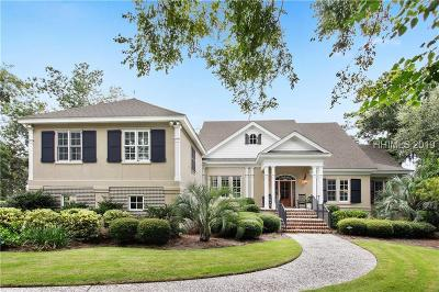 Colleton River Single Family Home For Sale: 30 Middleton Gardens Place