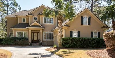 Beaufort County Single Family Home For Sale: 619 Colonial Drive