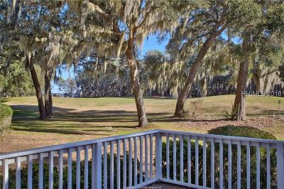 Daufuskie Island Condo/Townhouse For Sale: 21 Plantation Homes Drive #21