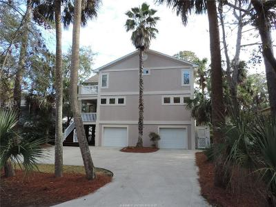 Beaufort County Single Family Home For Sale: 3 Laurel Ln