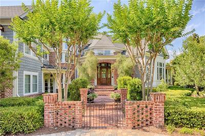 Single Family Home For Sale: 45 Holly Grove Road