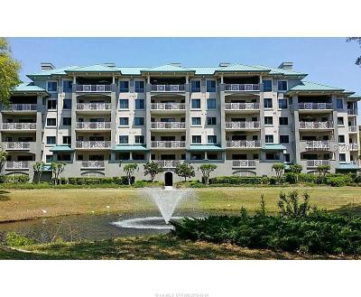 Hilton Head Island Condo/Townhouse For Sale: 50 Verbena Lane #2301