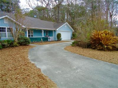 Jasper County Single Family Home For Sale: 1488 Bees Creek Road