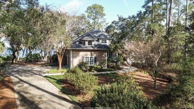 Saint Helena Island Single Family Home For Sale: 18 Sparrow Nest Point