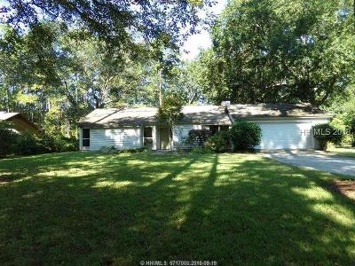Beaufort Single Family Home For Sale: 43 Wade Hampton Drive
