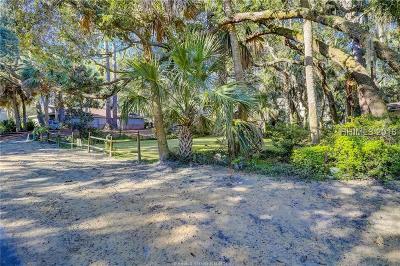 Hilton Head Island Residential Lots & Land For Sale: 4 Elderberry Lane