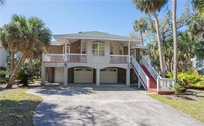 Fripp Island Single Family Home For Sale: 109 Sea Otter Lane
