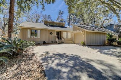 Beaufort County Single Family Home For Sale: 36 Stoney Creek Road