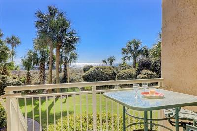 Beaufort County Condo/Townhouse For Sale: 21 Ocean Lane #462