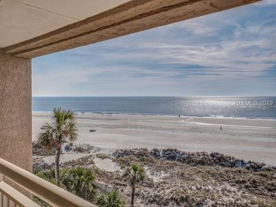Beaufort County Condo/Townhouse For Sale: 21 Ocean Lane #425