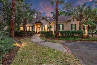 Beaufort County Single Family Home For Sale: 30 Balmoral Place