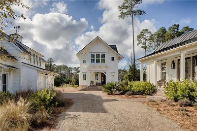 Palmetto Bluff Single Family Home For Sale: 22 Game Land Road