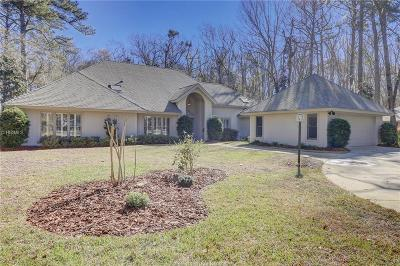 Beaufort County Single Family Home For Sale: 41 Hickory Forest Drive