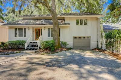 Hilton Head Island Single Family Home For Sale: 66 Kingston Dunes Road