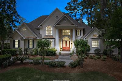 Beaufort County Single Family Home For Sale: 566 Colonial Drive