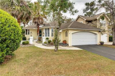 Moss Creek Single Family Home For Sale: 3 Royal Pointe Drive