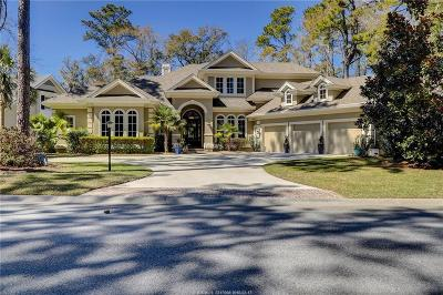 Beaufort County Single Family Home For Sale: 49 Wilers Creek Way