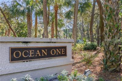 Beaufort County Condo/Townhouse For Sale: 11 S Forest Beach Drive #507