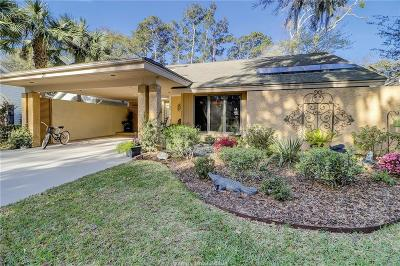Single Family Home For Sale: 21 Wax Myrtle Lane